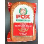 Fox salam sandwich toast cca 730g/kg